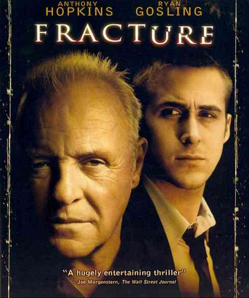 FRACTURE BY HOPKINS,ANTHONY (Blu-Ray)